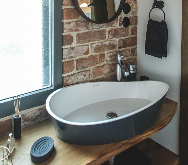 Umywalka Aura Baths