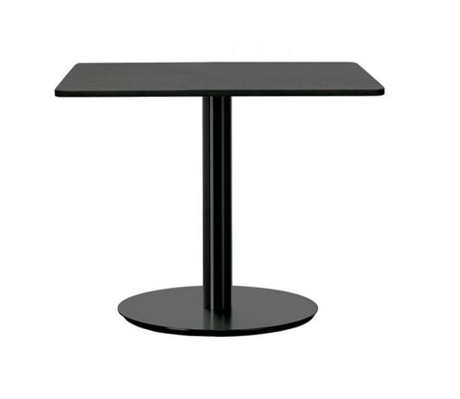 Czarny stół Cappellini