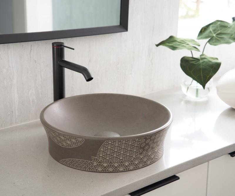 Kamienna umywalka Kohler